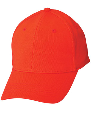 Picture of Winning Spirit - CH36 - Heavy Unbrushed Cotton Structured Fitted Cap