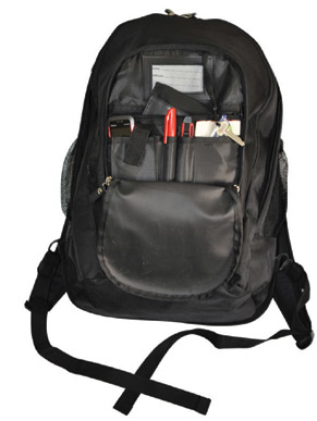 Picture of Winning Spirit - B5000 - Excutive PVC Backing Backpack