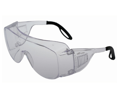 Picture of VisionSafe -018CLCL-XL - Clear Hard Coat Safety Glasses