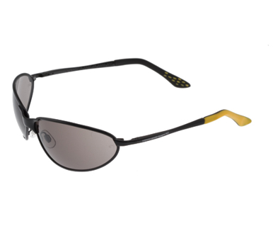 Picture of VisionSafe -027BKSD - Smoke Hard Coat Safety Glasses