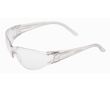 Picture of VisionSafe -090CLCL - Clear Hard Coat Safety Glasses