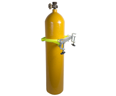 Picture of VisionSafe -BBRLabS - Galvanised Steel w  Hi Vis Bottlechock