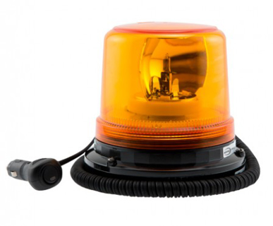 Picture of VisionSafe -ARHU3124B-12V - ROTATING BEACON - Hardwire