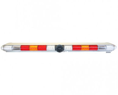 Picture of VisionSafe -ALM1204-172BA97 - ASSASSIN LED MINE SITE LIGHT BAR