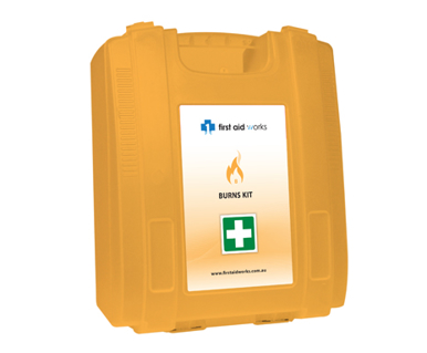 Picture of VisionSafe -FAWBK - Wall Mountable Burns Kit