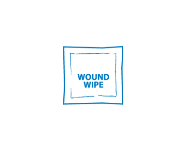 Picture of VisionSafe -FCWW50 - Wound Wipes