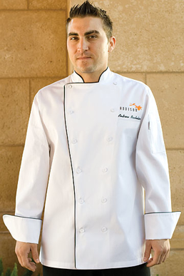 Picture of Chef Works - TRCC - Sicily Executive Chef Coat