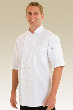 Picture of Chef Works - KNSS - Tivoli Basic Chef Coat
