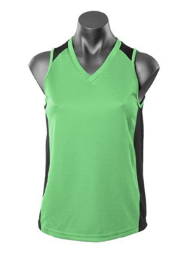Picture of Aussie Pacific - 2101-Premier Ladies Singlet