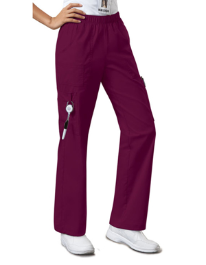Picture of CHEROKEE-CH-4005-Cherokee WorkWear Women Straight Leg Scrub Pants
