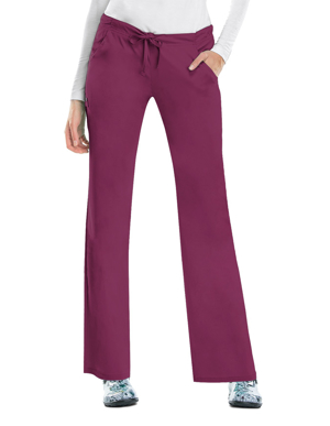 Picture of CHEROKEE-CH-1066T-Cherokee Luxe Women Four Pocket Tall Scrub Pants
