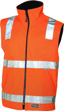 Picture of HUSKI-K8132 -Traffic Vest Reversible