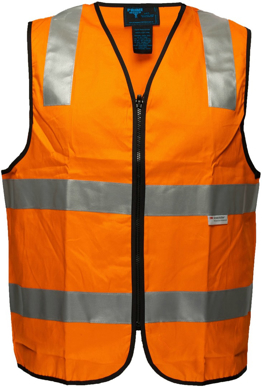 Picture of Prime Mover-MW338-100% Cotton Day/Night Vest