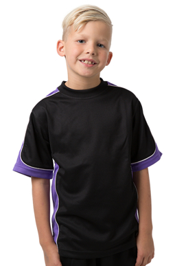 Picture of Be Seen Uniform-BST156K-Kids  Cooldry Micromesh T-Shirt