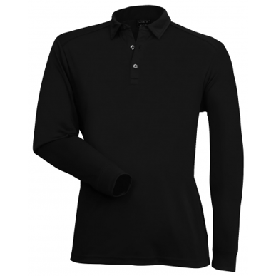 Picture of Stencil Uniforms-1043-Mens L/S FRESHEN POLO L/S POLO