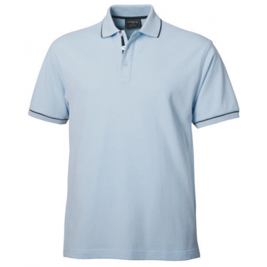 Picture of Stencil Uniforms-1052-Mens S/S CENTENNIAL POLO