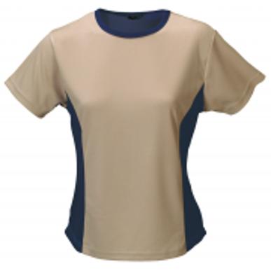 Picture of Stencil Uniforms-1110E- Ladies S/S COOL DRY T-SHIRT