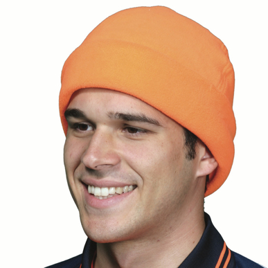 Picture of DNC Workwear-H025-HiVis Micro Fleece Beanie