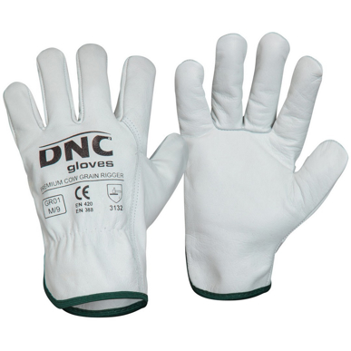 Picture of DNC Workwear-GR01-Premium Cow Grain Rigger