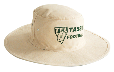 Picture of Headwear Stockist-3795-Canvas hat - Cricket style