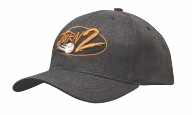 Picture of Headwear Stockist-4000-Premium American Twill Cap