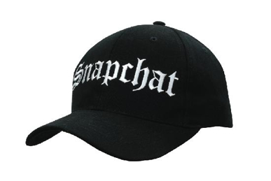 Picture of Headwear Stockist-4141-Brushed Heavy Cotton With Snap Back