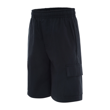 Picture of LW Reid-B586CS-Phillip Boys' Gaberdine Cargo Shorts