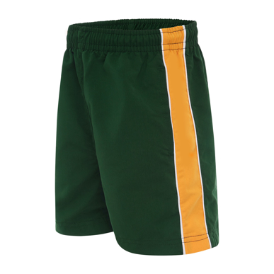 Picture of LW Reid-5338PS-Mueller Microfibre Shorts with Contrast Panel