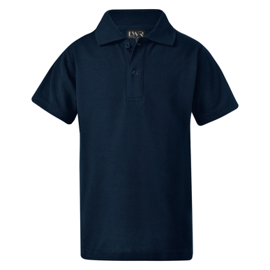 Picture of LW Reid-52205-Higgins Classic Plain Polo (Short Sleeve)