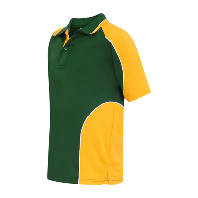Picture of LW Reid-5760SB-Matson Round Panel Sports Polo