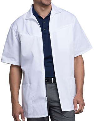 Picture of Cherokee Uniforms-CH-1373-Cherokee Med Four Pocket Zip Front Nursing Scrub Jacket