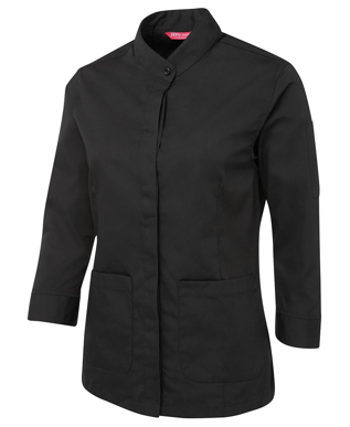 Picture of JBs Wear-5LWS-JB's LADIES 3/4 HOSPITALITY SHIRT