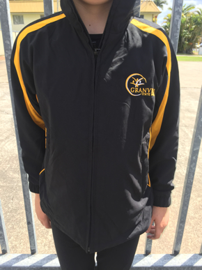 Picture of Granville State School Spray Jacket