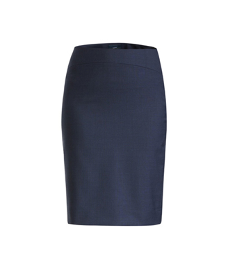 Picture of NNT Uniforms-CAT2L3-BLN-Detail Pencil Skirt