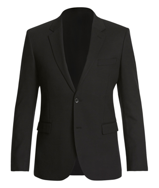 Picture of NNT Uniforms-CATB99-BLK-2 Button Jacket