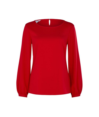 Picture of NNT Uniforms-CATUCM-RED-Long Sleeve Blouse