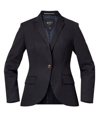 Picture of NNT Uniforms-CAT1FF-NAV-Stretch Cotton Blazer