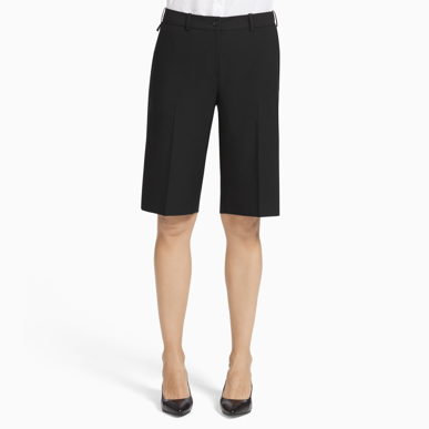 Picture of NNT Uniforms-CAT3NX-BLK-Elastic Waist Short