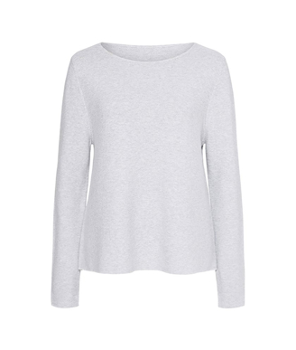 Picture of NNT Uniforms-CAT5CB-GRY-Long Sleeve Knit Jumper
