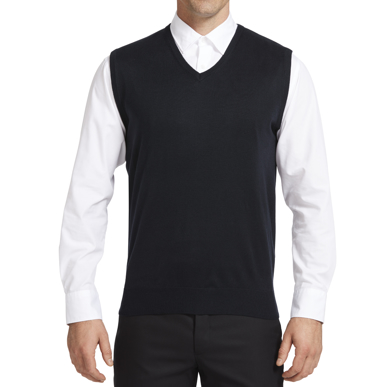 Picture of NNT Uniforms-CATF24-NAV-V-Neck Vest