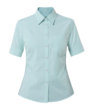 Picture of NNT Uniforms-CAT47C-MTW-Short Sleeve Action Back Shirt