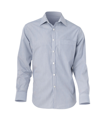 Picture of NNT Uniforms-CATD1E-NWS-Long Sleeve Cutaway Collar Shirt