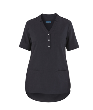 Picture of NNT Uniforms-CAT9XQ-NAV-Short Sleeve Tunic