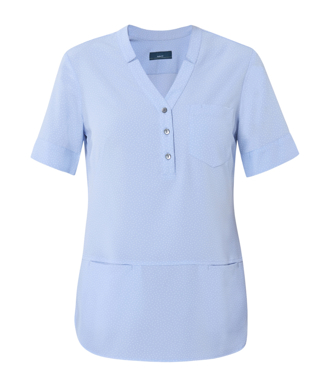 Picture of NNT Uniforms-CAT9XP-IBL-Short Sleeve Tunic