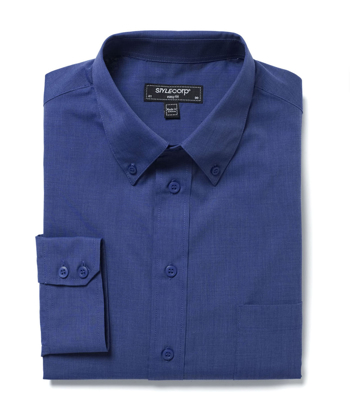 Picture of NNT Uniforms-Y52167-MBL-Long Sleeve Shirt