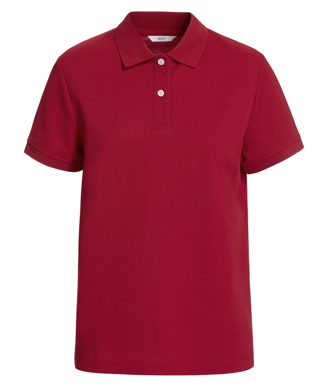 Picture of NNT Uniforms-CATU58-RED-Short Sleeve Polo