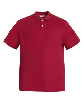 Picture of NNT Uniforms-CATJ2M-RED-Short Sleeve Polo