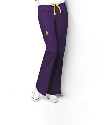 Picture of NNT Uniforms-CAT3NP-PUR-Scrub pant Romeo