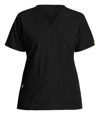 Picture of NNT Uniforms-CATU66-BKP-Scrub top Bravo