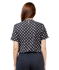Picture of NNT Uniforms-CATUG2-NYT-Short Sleeve Spot Blouse